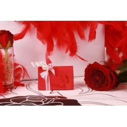 Zelda papillon rouge - Boîtes à dragées - Dragées Braquier