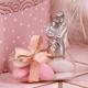 Couple argent sur boîte - Boîtes à dragées - Dragées Braquier