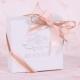 Caritas blanche - Boîte à dragées Mariage