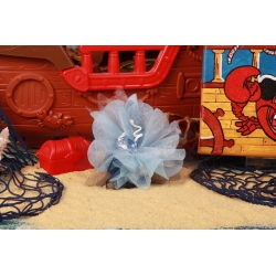 Dauphin sur tulle - Boîtes à dragées - Dragées Braquier