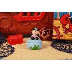 Boîte à trésor pirate - Boîtes à dragées - Dragées Braquier