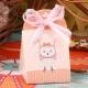 Boîte Iris hibou - Boîtes à dragées - Dragées Braquier