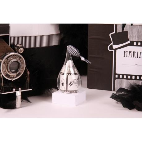 Goutte cinéma - Boîtes à dragées - Dragées Braquier