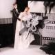 Couple de mariés - Boîtes à dragées - Dragées Braquier