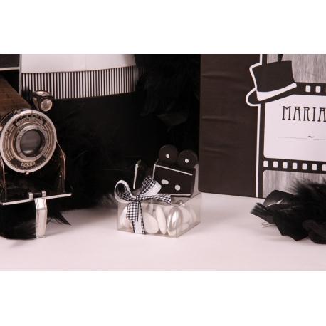 Caméra sur Astuccio - Boîtes à dragées - Dragées Braquier