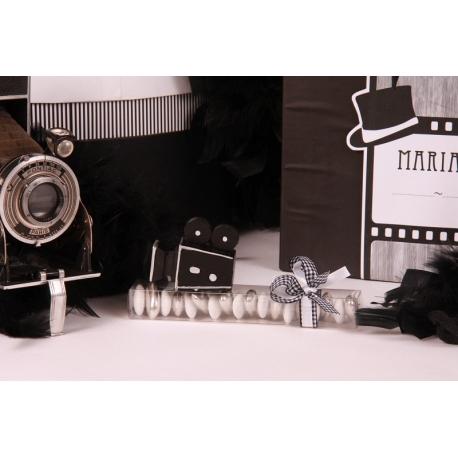Caméra sur réglette - Boîtes à dragées - Dragées Braquier
