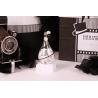 Perle noire sur goutte - Boîtes à dragées - Dragées Braquier