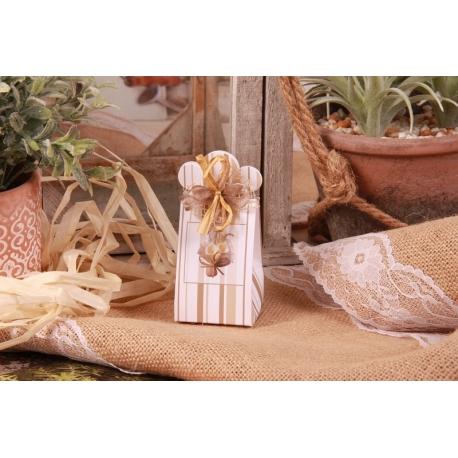 Boîte Arôme - Boîtes à dragées - Dragées Braquier