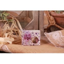 Boîte Liberty lilas PM - Boîtes à dragées - Dragées Braquier