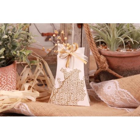 Piquet perle sur Arbre GLOSS - Boîtes à dragées - Dragées Braquier
