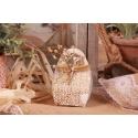 Piquet perle sur Corail GLOSS