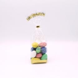 Dragée Géante, Confectioner-bag 200 g - Dragées Braquier, confiseur chocolatier à Verdun