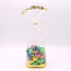 Dragée Géante, Confectioner-bag 500 g - Dragées Braquier, confiseur chocolatier à Verdun