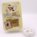 """Carre Nougatine, """"Love and Sweets"""" metal-box 400 g"""
