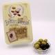 """Olives, """"Love and Sweets"""" metal-box 400 g - Dragées Braquier, confiseur chocolatier à Verdun"""