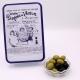 """Olives, """"Braquier Certified"""" metal-box 400 g - Dragées Braquier, confiseur chocolatier à Verdun"""