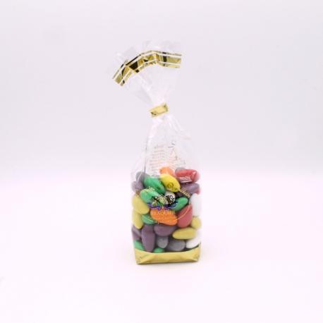 Choc'Amande, Confectioner-bag 200 g - Dragées Braquier, confiseur chocolatier à Verdun