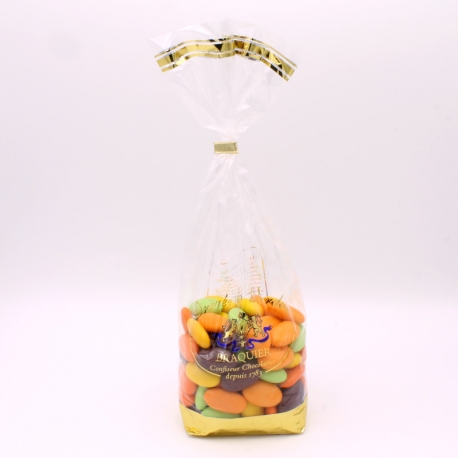 Pâte de fruits, Confectioner-bag 500 g - Dragées Braquier, confiseur chocolatier à Verdun