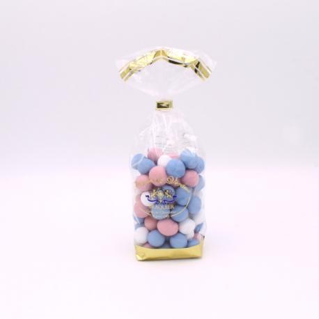 Choc'Noisette, Confectioner-bag 200 g - Dragées Braquier, confiseur chocolatier à Verdun