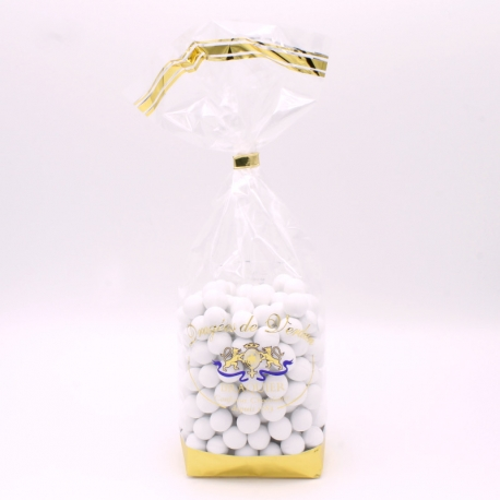 Choc'Noisette, Confectioner-bag 500 g - Dragées Braquier, confiseur chocolatier à Verdun