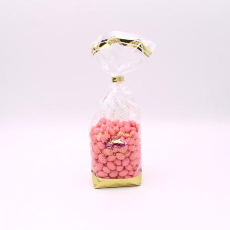 Fraise des Bois, Confectioner-bag 200 g - Dragées Braquier, confiseur chocolatier à Verdun