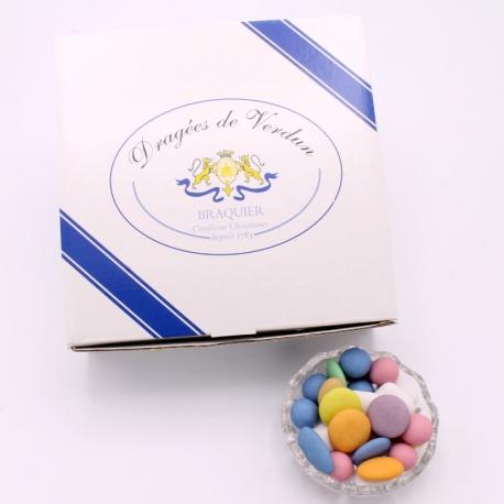 Royal Dégustation, Boîte de 1 kg - Dragées Braquier, confiseur chocolatier à Verdun