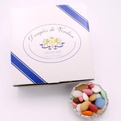 Premium, Boîte de 1 kg - Dragées Braquier, confiseur chocolatier à Verdun
