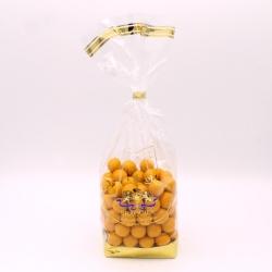 Perle mirabelle, Sachet de 500 g - Dragées Braquier, confiseur chocolatier à Verdun