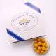 Perle mirabelle, Cardboard-box 1 kg - Dragées Braquier, confiseur chocolatier à Verdun