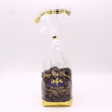 Pavé, Sachet de 500 g - Dragées Braquier, confiseur chocolatier à Verdun