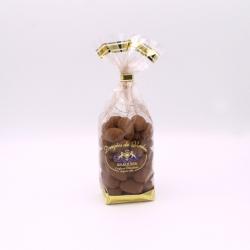 Léontine cacao, Sachet de 200 g - Dragées Braquier, confiseur chocolatier à Verdun