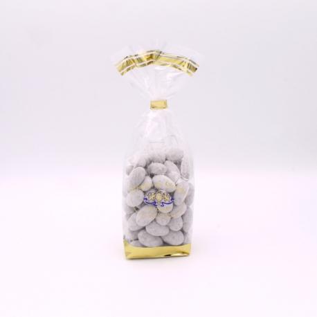 Icing sugar Léontine, Confectioner-bag 200 g - Dragées Braquier, confiseur chocolatier à Verdun