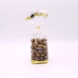 3 Chocolates Léontine, Confectioner-bag 200 g - Dragées Braquier, confiseur chocolatier à Verdun