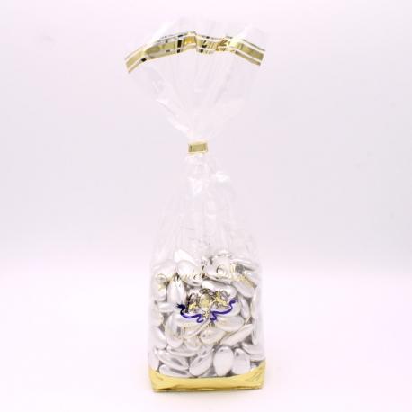 Silver Thin, Confectioner-bag 500 g - Dragées Braquier, confiseur chocolatier à Verdun