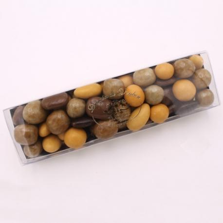 Réglette n°5 - Assortiment Chocolate - Dragées Braquier, confiseur chocolatier à Verdun