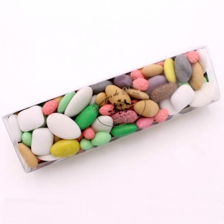 Réglette n°19 - Assortiment Premium - Dragées Braquier, confiseur chocolatier à Verdun