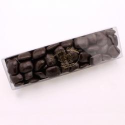 Réglette n°2 - Pavé Nougatine noir - Dragées Braquier, confiseur chocolatier à Verdun