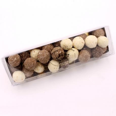Réglette n°8 - Noix de Coco - Dragées Braquier, confiseur chocolatier à Verdun