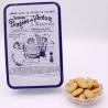 "Léon Braquier Torréfiée, Boîte métal ""Certifiées Braquier"" 400 g - Dragées Braquier, confiseur chocolatier à Verdun"