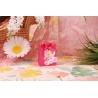Pochette Bébé hochet rose - Boîtes à dragées - Dragées Braquier