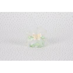 Papillon sur tulle - Boîtes à dragées - Dragées Braquier