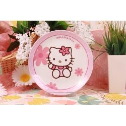 Assiette Hello Kitty - Boîtes à dragées - Dragées Braquier