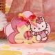 Fleur Hello Kitty - Boîtes à dragées - Dragées Braquier