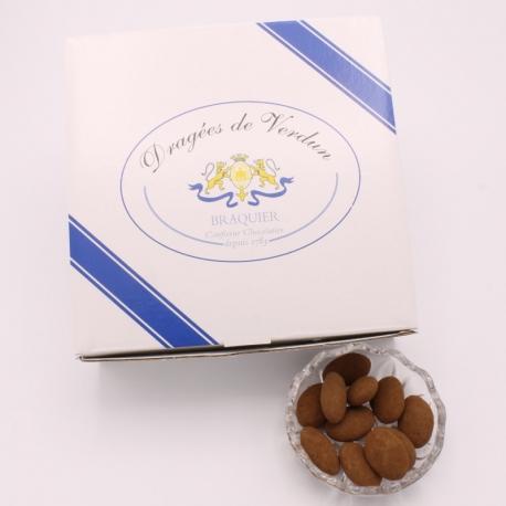 Gâtine de Braquier, Cardboard-box 1 kg - Dragées Braquier, confiseur chocolatier à Verdun
