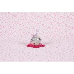 Boule et rose gousset - Boîtes à dragées - Dragées Braquier
