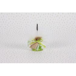 Rocher vert - Boîtes à dragées - Dragées Braquier