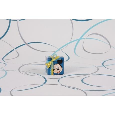 Boîte carrée Mickey - Boîtes à dragées - Dragées Braquier