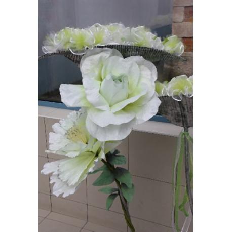 RoseSupport à dragées - Dragées Braquier