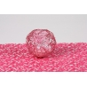 Boule métallique fuchsia - Boîtes à dragées - Dragées Braquier