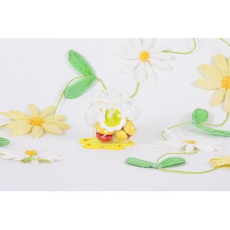 Boîte Fleur - Boîtes à dragées - Dragées Braquier